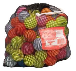 Black Mesh color balls